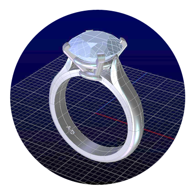 Custom Design Services at Jewelers
